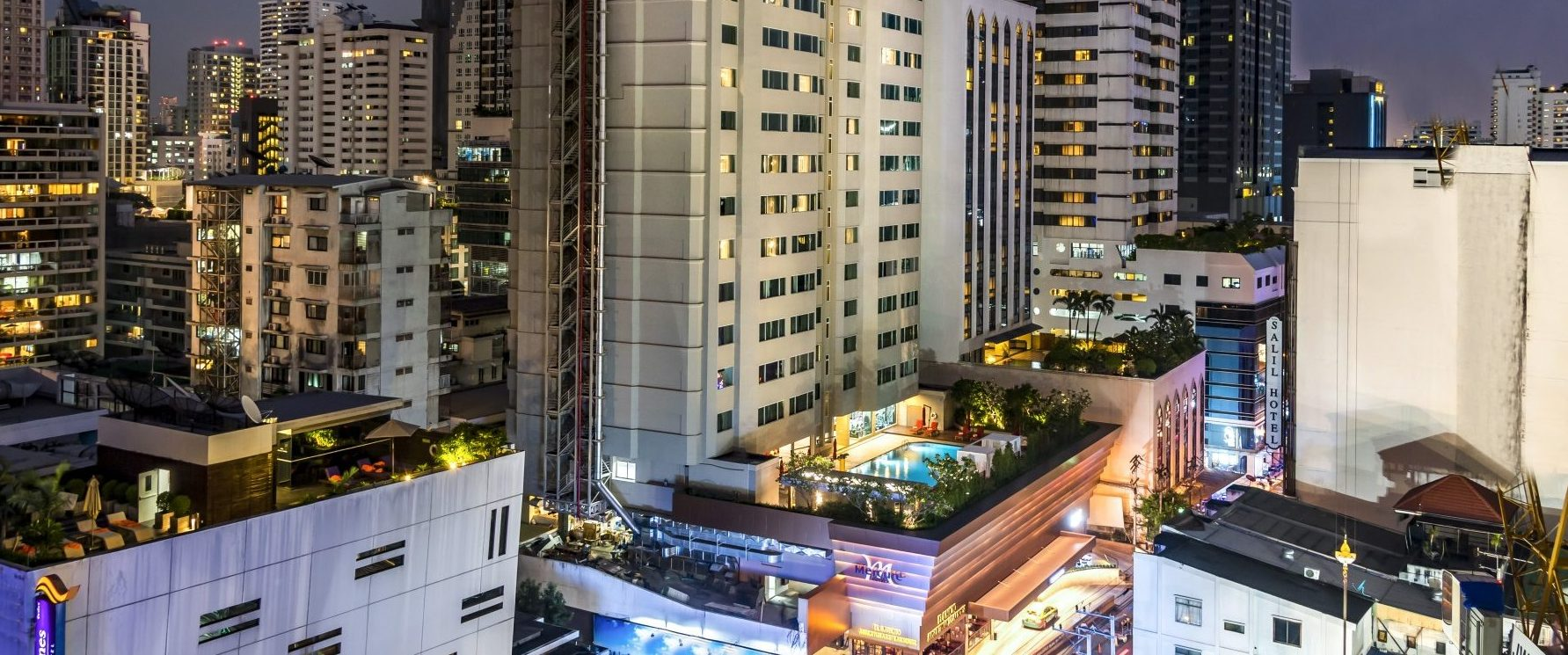 Discover our deluxe hotel in Sukhumvit Bangkok