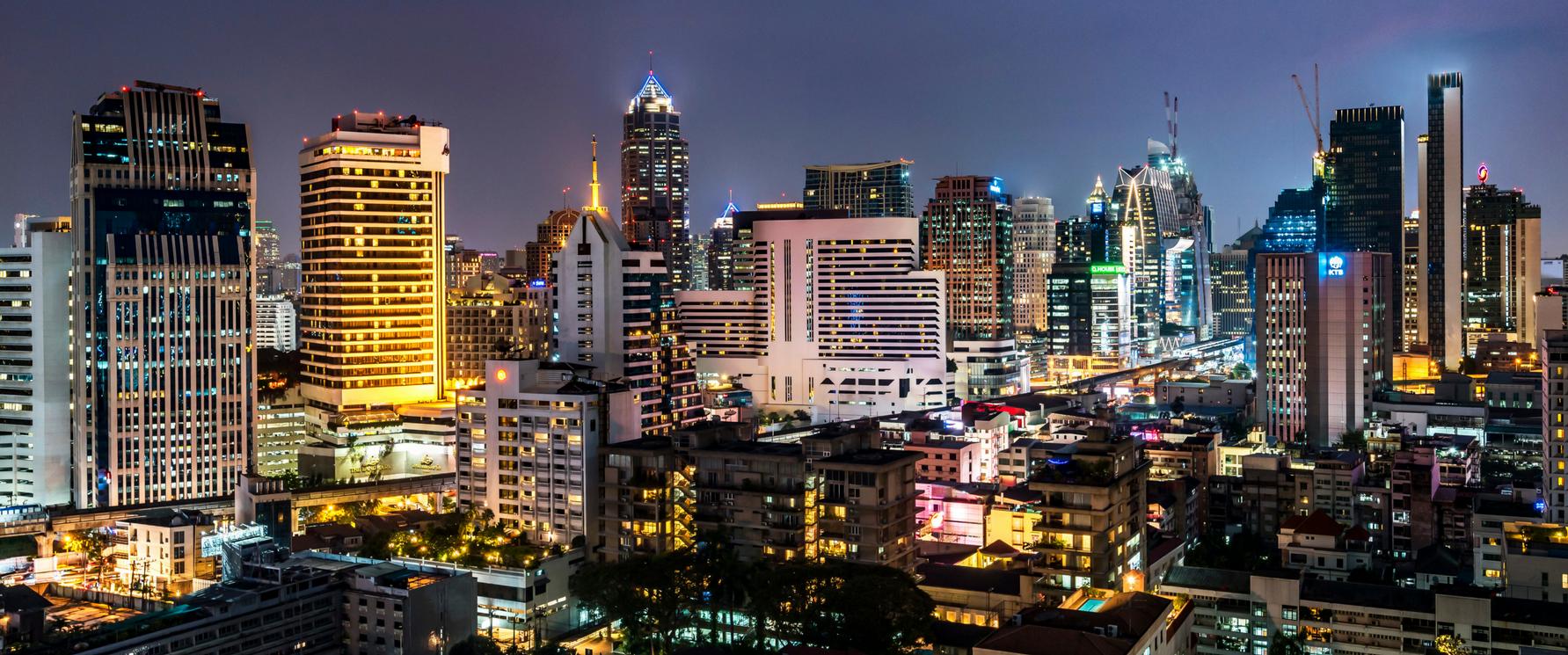 Bangkok Airport Link - Suvarnabhumi Airport Train
